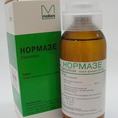 Нормазе® (Normase) - инструкция по применению, состав, аналоги препарата, дозировки, побочные действия