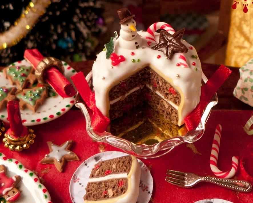 новогодние картинки с тортами разговорами незаметно пролетает
