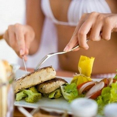 основы правильного рациона питания