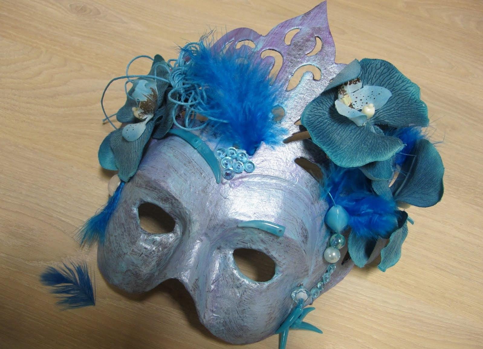 Как можно сделать маску из бумаги фото 756