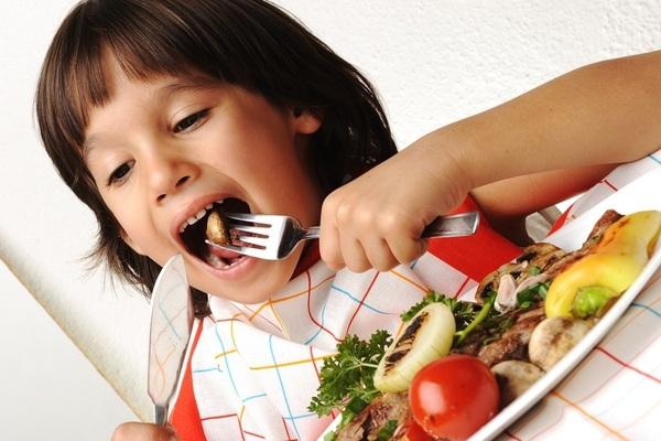 рацион питания взрослого человека меню