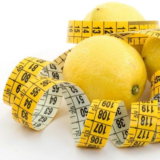пить соду с лимоном для похудения