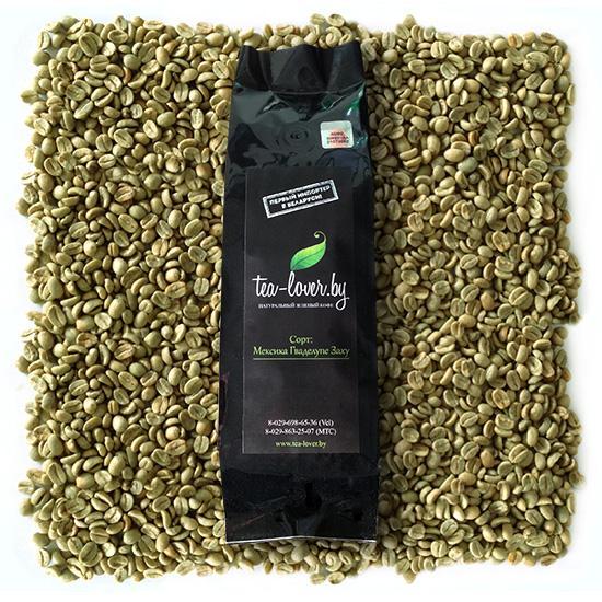 Зеленый кофе что содержит