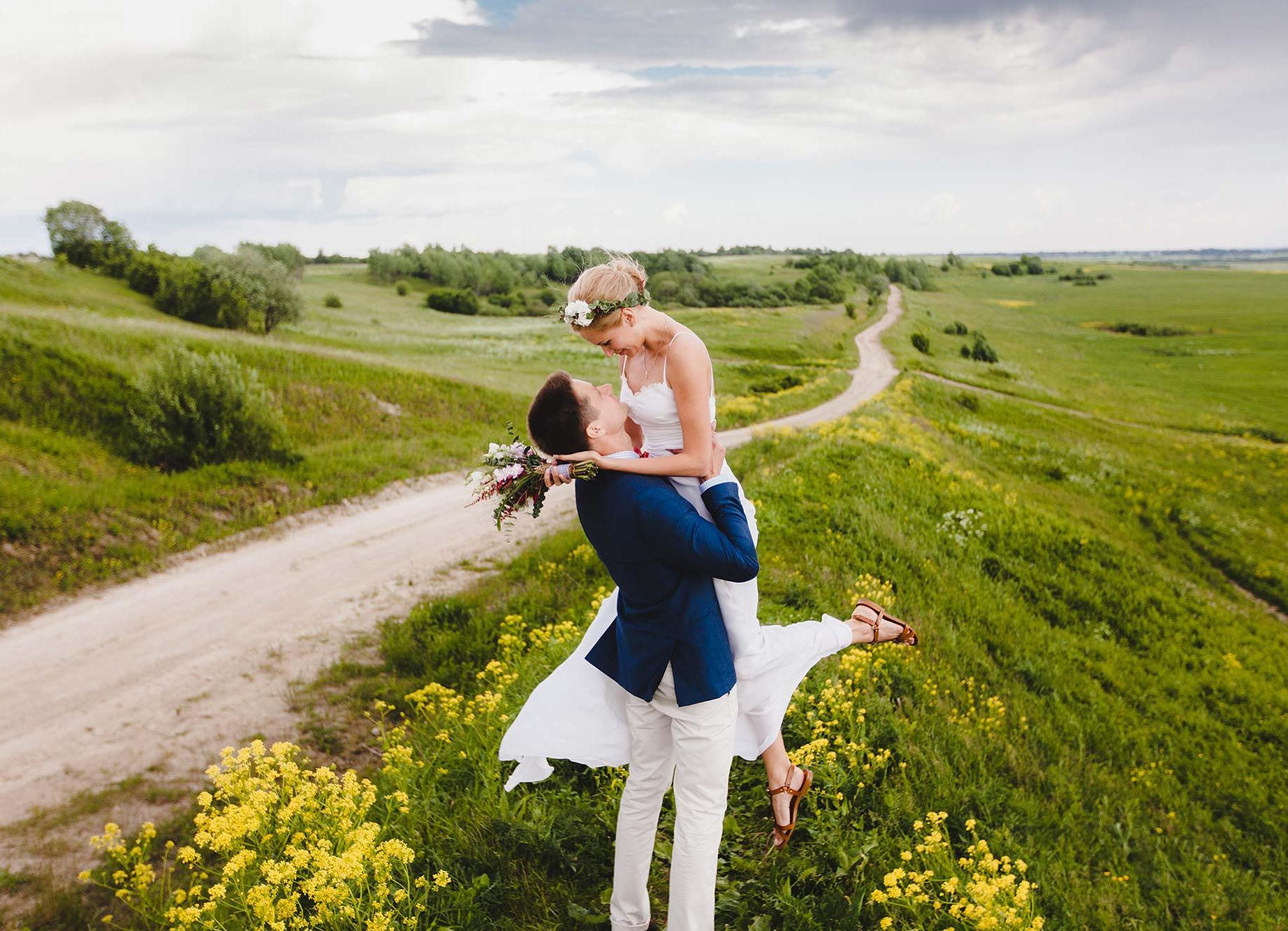 Идеи для свадебных на море 2