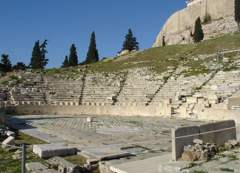 Театр Диониса - это... Что такое Театр Диониса?