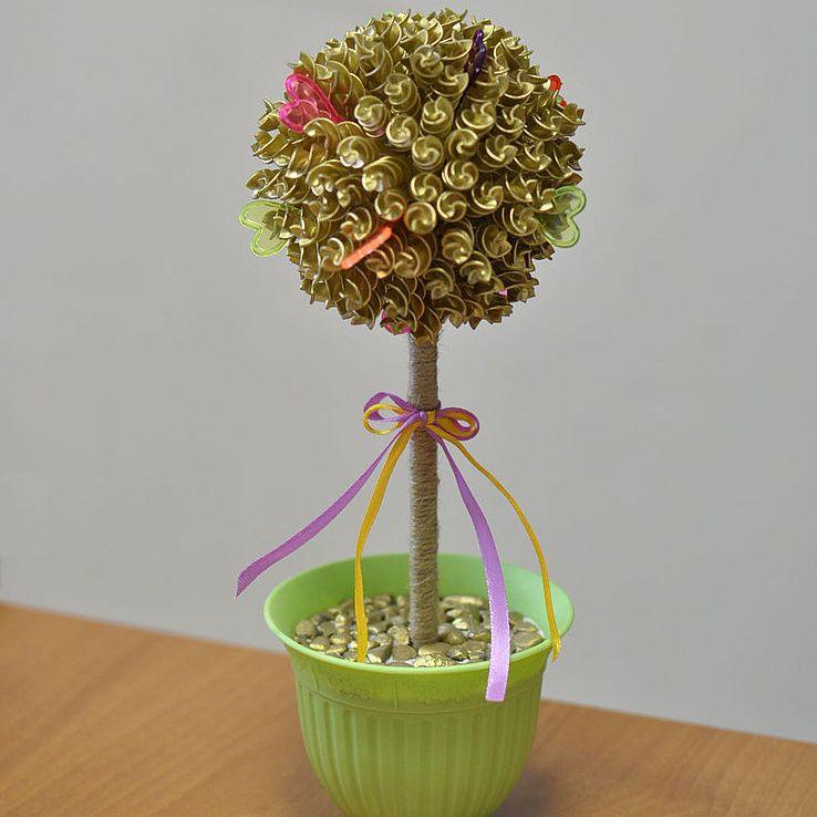 topiariy_iz_makaron.jpg.crop_display Мастер-класс: как сделать топиарий из шишек, кофе или макарон