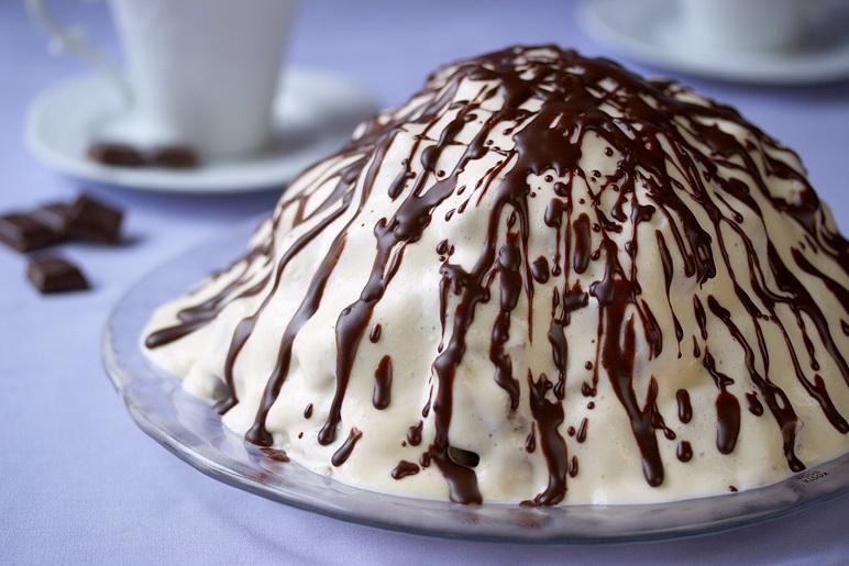 торт панчо из бисквитных коржей рецепт с фото