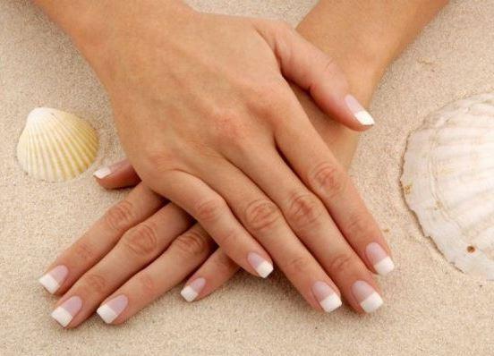 Как пользоваться акриловой пудрой для улучшения ногтей