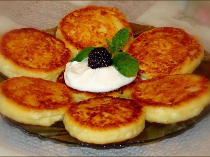 сырники из творога рецепт обычные без манки
