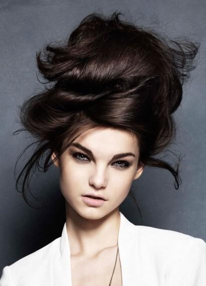 Как сделать укладку на длинные волосы фото 342