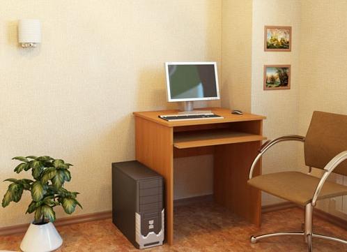 малогабаритный компьютерный стол