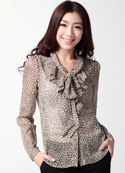 Модели блузок из шифона 2013 2120799f0d62e