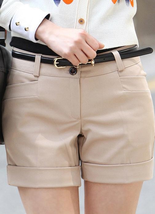 шорты женские классика фото