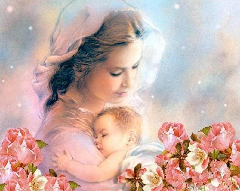 Молитва на рождение здоровых детей. Какую молитву и как читать?