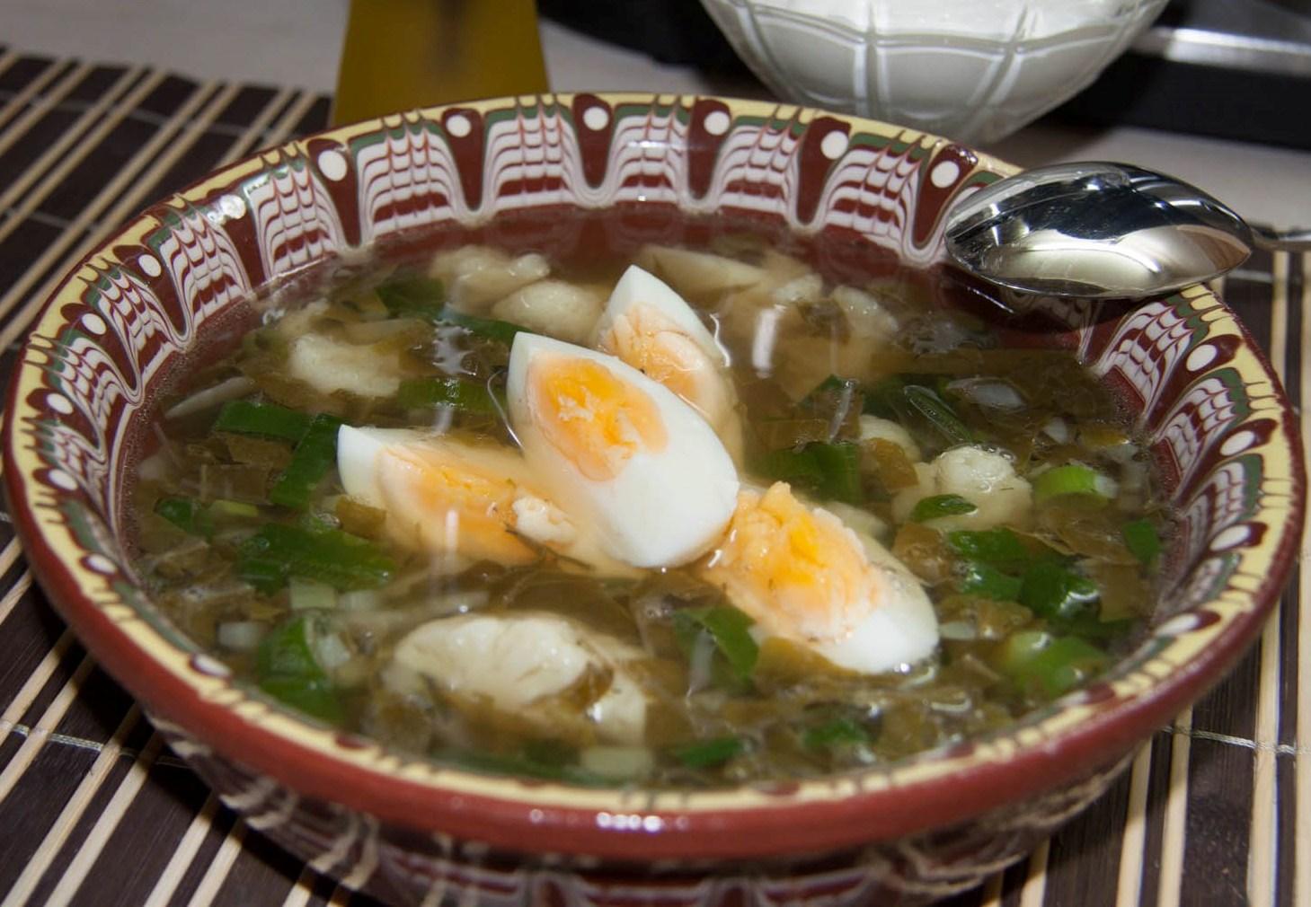 Можно ли кормящим суп со шпинатом