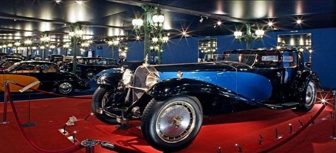 Андорра. Музей старинных автомобилей