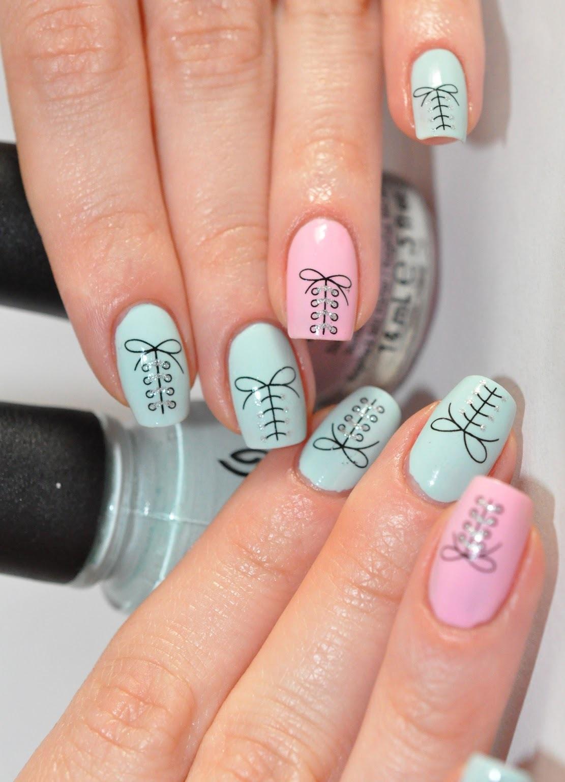 Дизайн ногтей шеллаком (фото) - фото и описание примера 41
