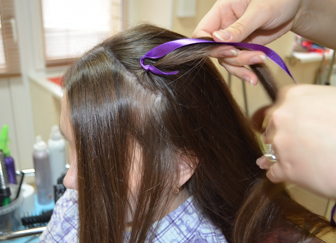 Как плести красивые косы: 6 вариантов разной сложности 18