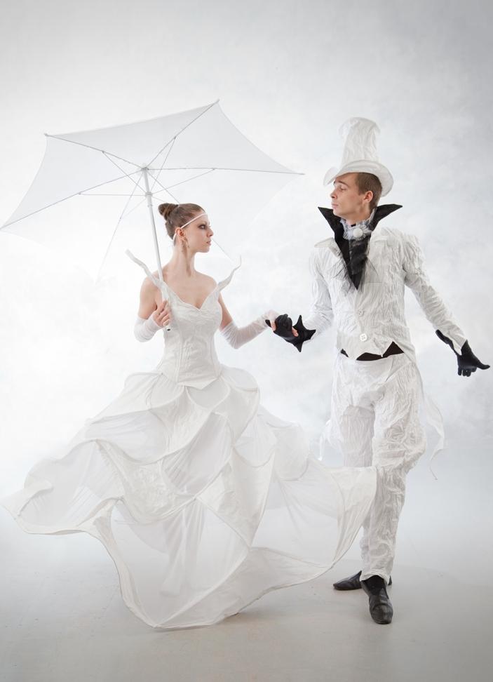 6f777c910a5 Необычные свадебные платья