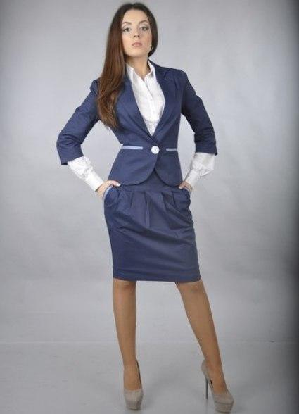 Девчонки в офисной одежде, девчата