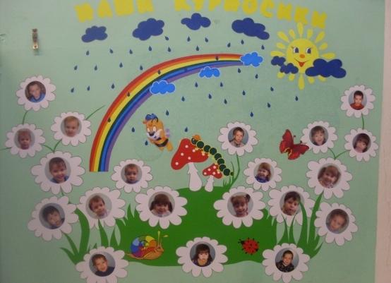 Интерьер детского сада своими руками фото 73