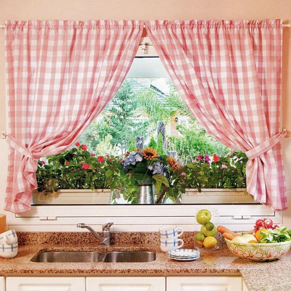 оформление окна на кухне фото своими руками фото голой шакирой