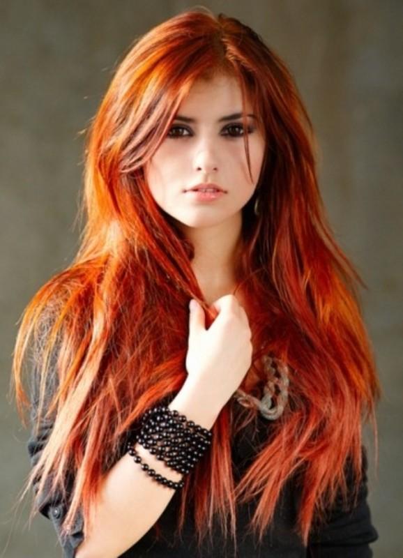 Красивые огненно-рыжие девушки лобок