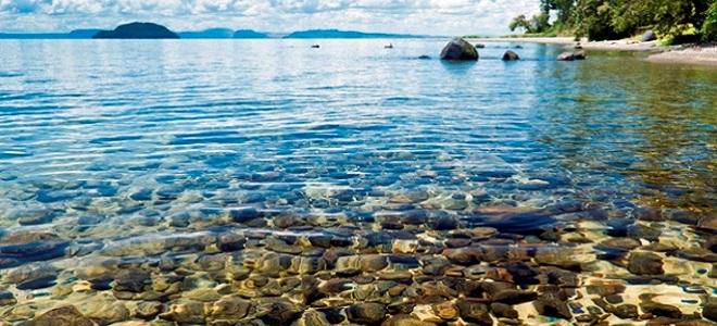 Озеро Таупо, Taupo Lake - Таупо