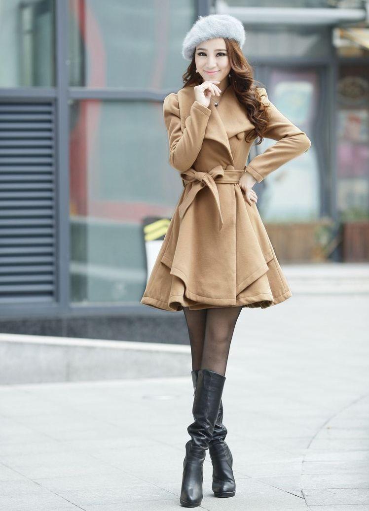 пальто осень мода 2013 1 ... 19db55e39d3