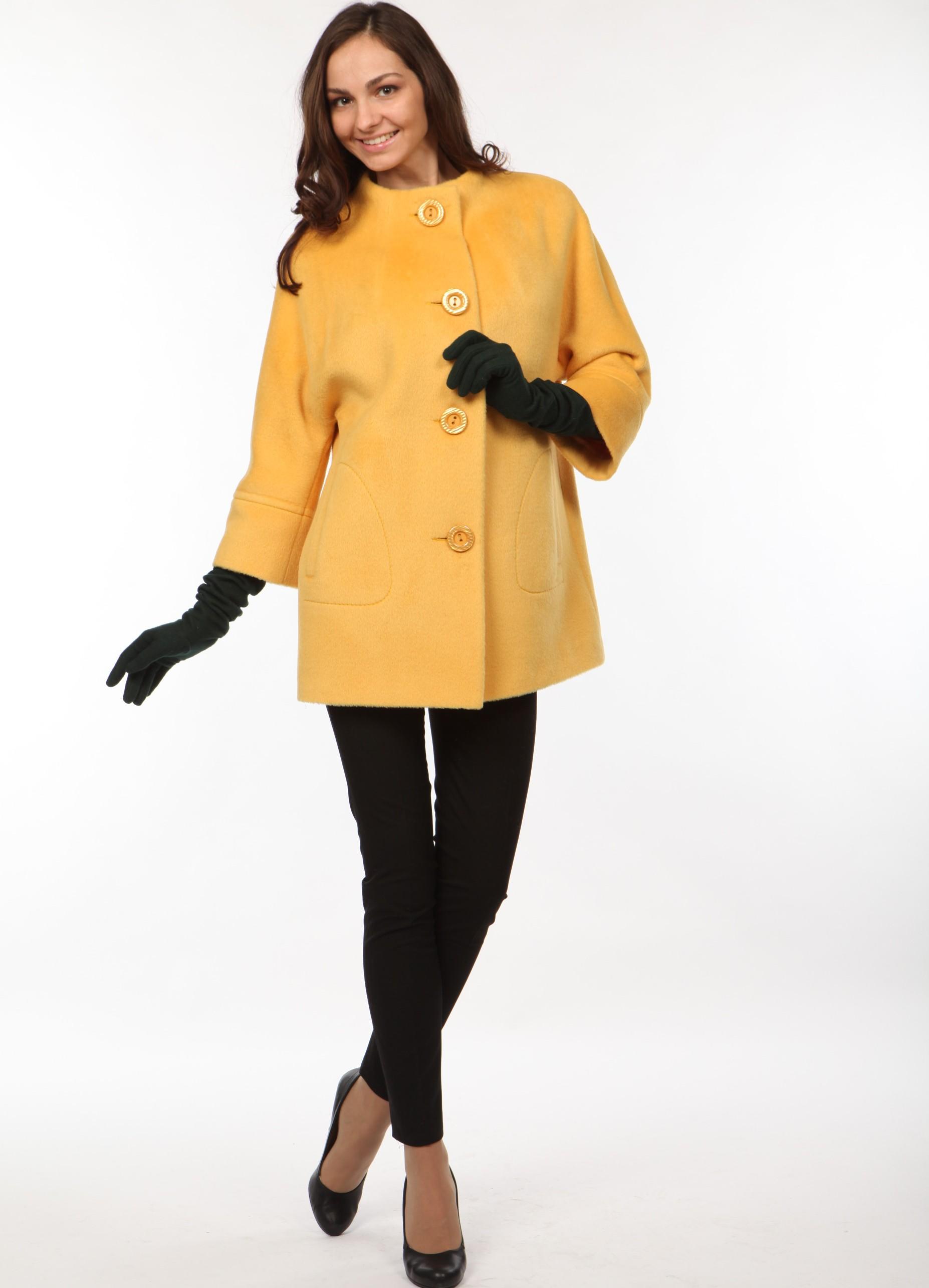 пальто с рукавом 3 4 с чем носить фото