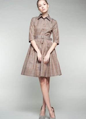 82176120395 платье из шерсти1