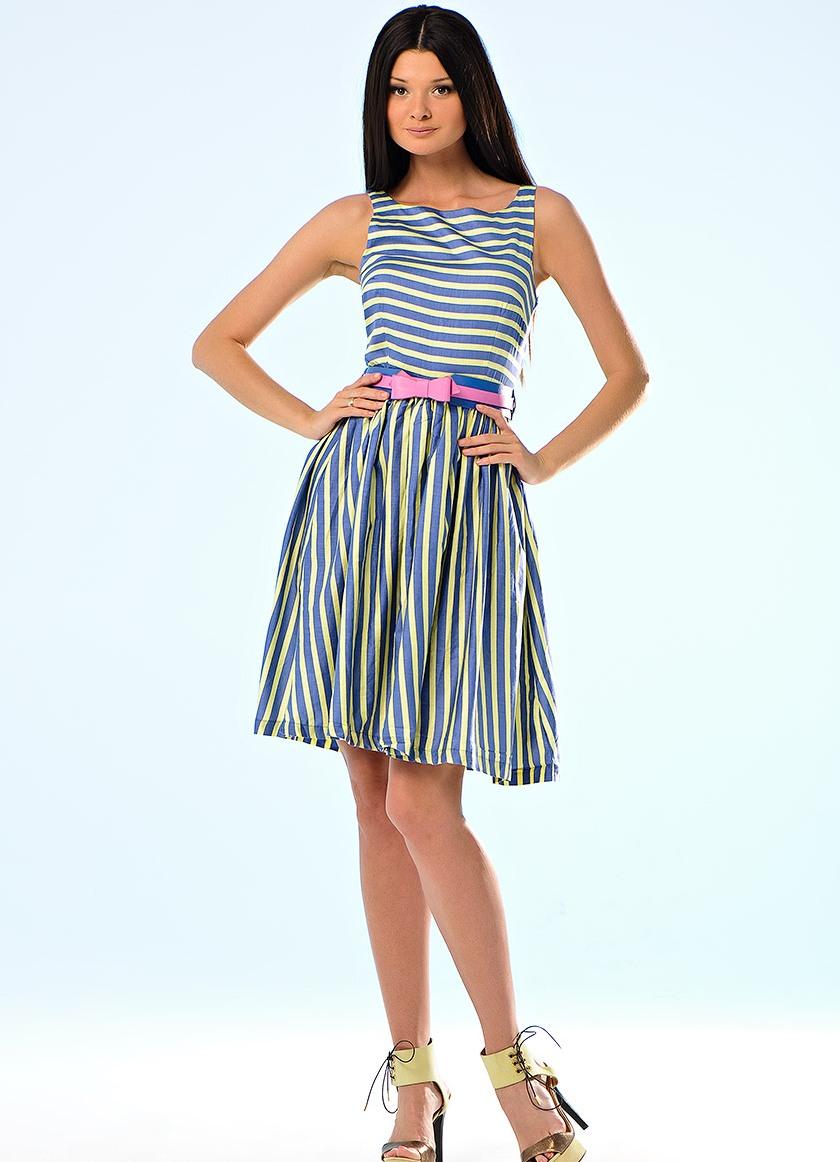 платья в морском стиле фото
