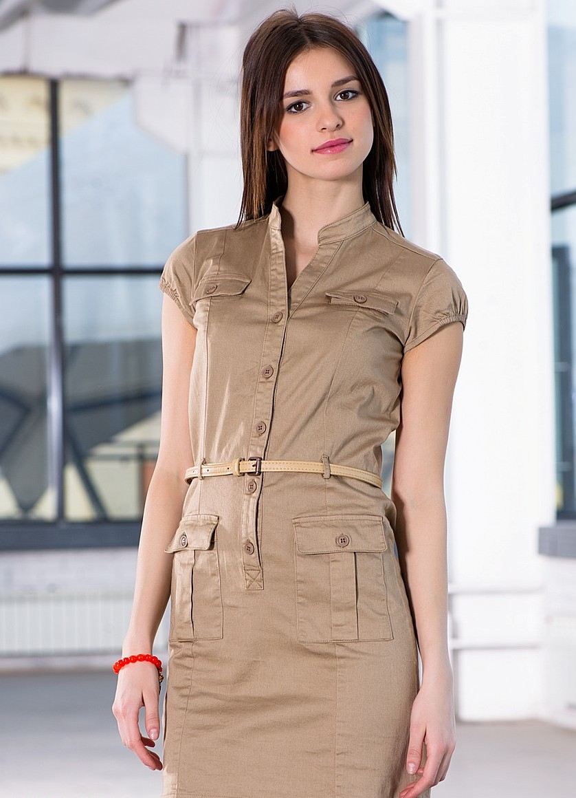 f8025142c9c Платье сафари