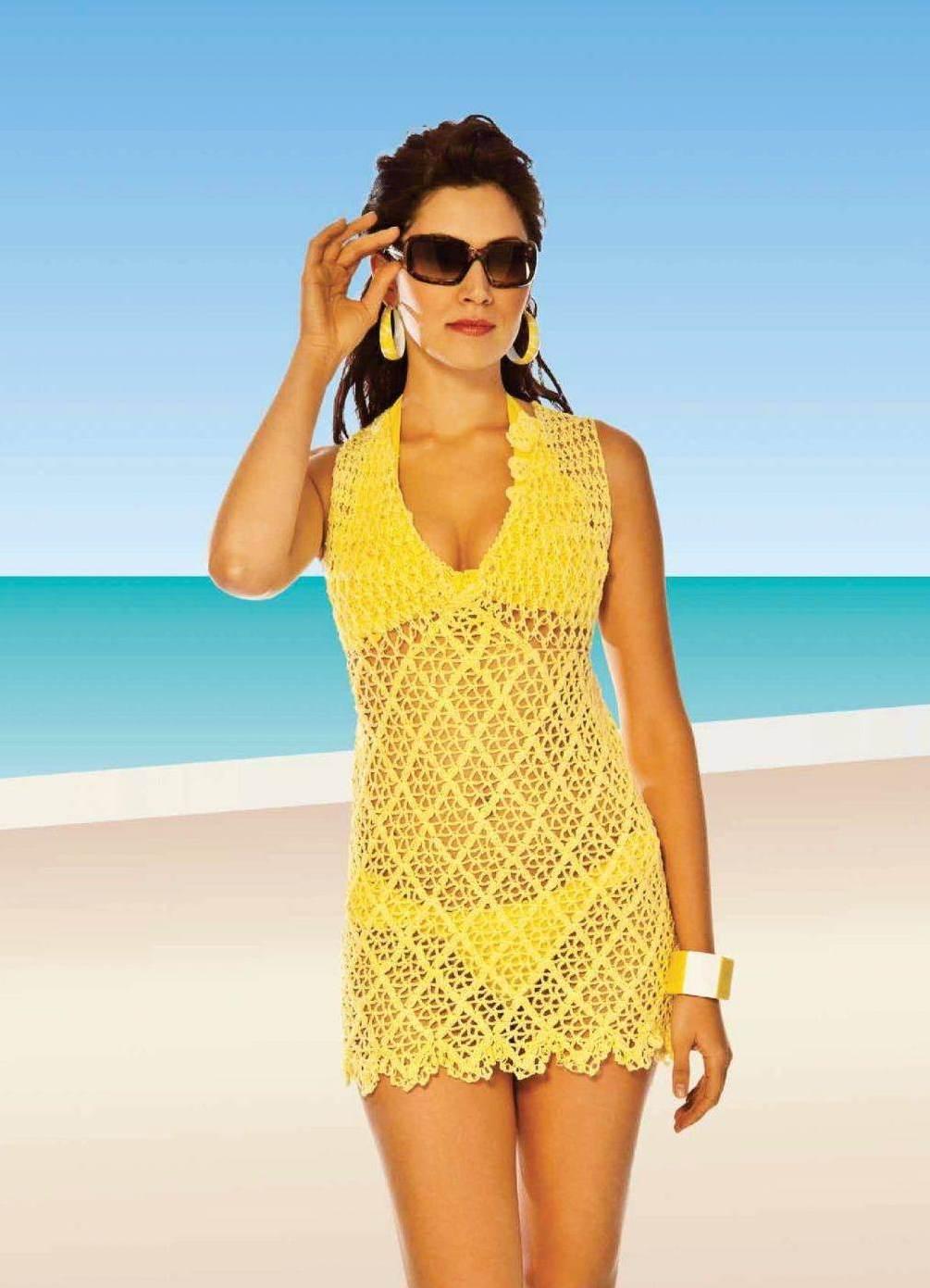 a1e207995e4bb ... пляжные накидки на купальник 5 ...
