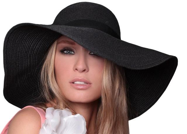 ... Пляжные шляпы с большими полями 9 767e5ed77f9