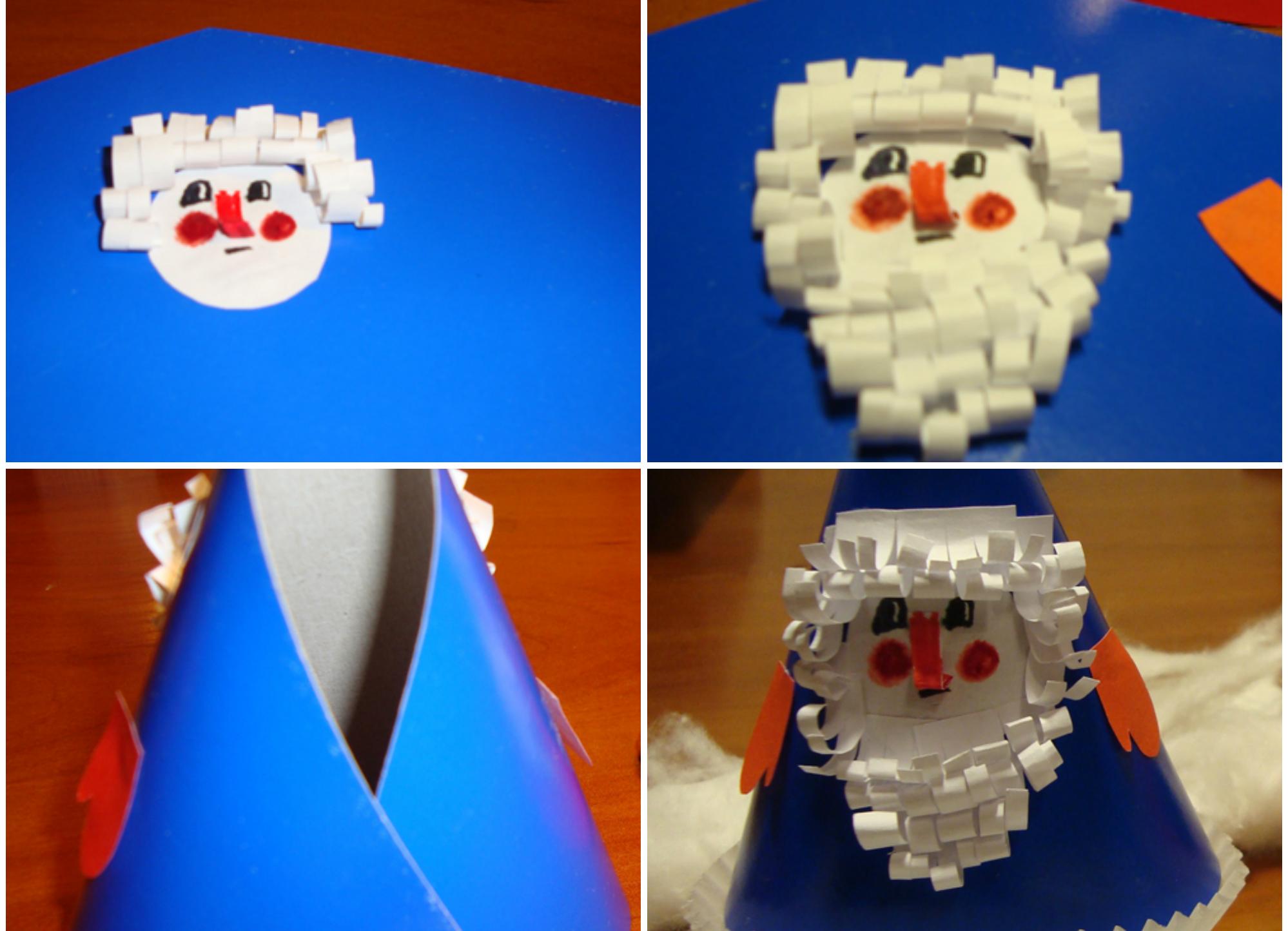 Как можно сделать деда мороза своими руками фото 342