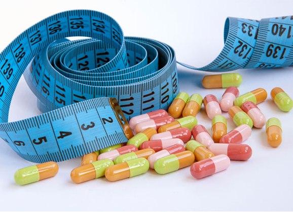 Эффективные таблетки для похудения в аптеках