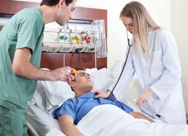Профилактика и лечение пролежней у лежачих больных