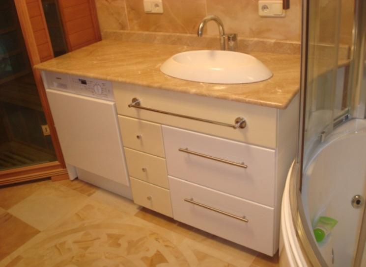 Шкафы под раковину в ванную своими руками 456