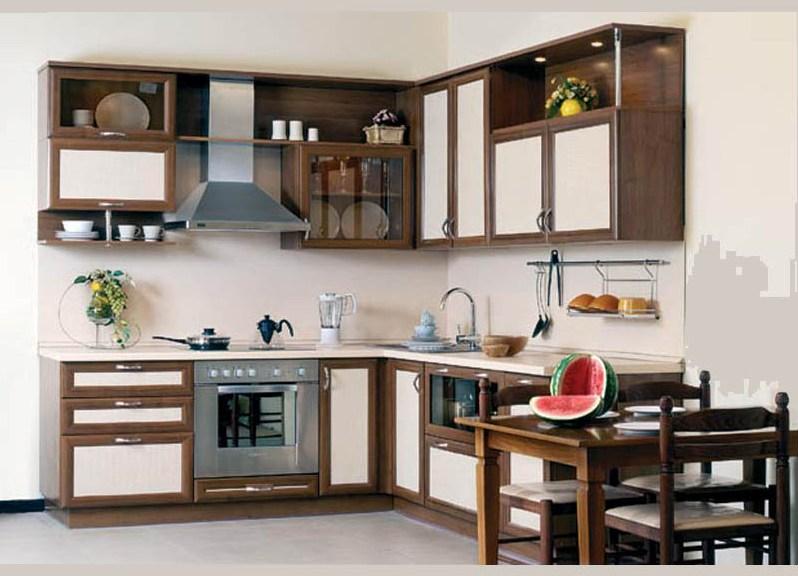 архитектура кухни с рамочными фасадами фото уральский