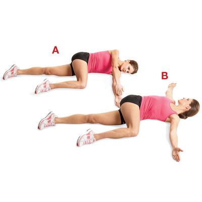 Польза упражнений на растяжку для похудения