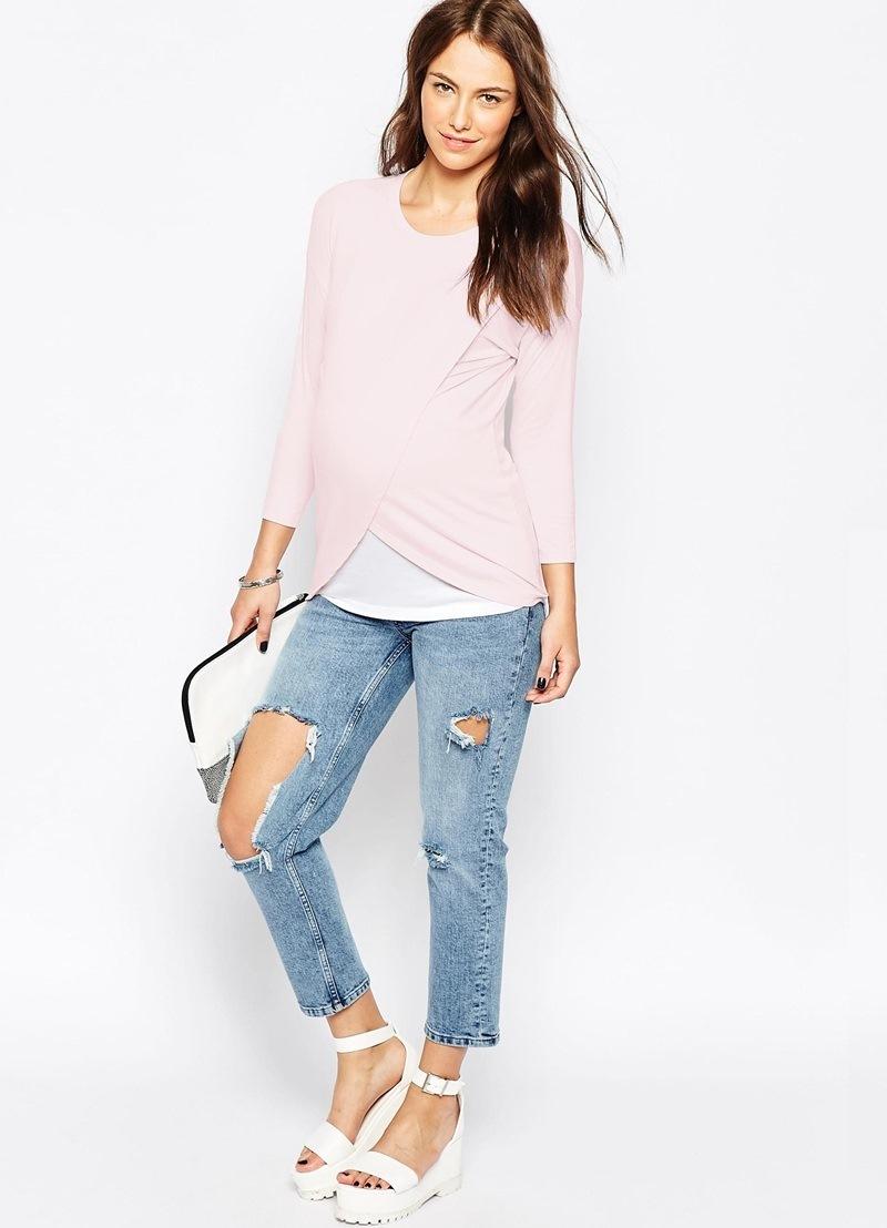 рваные джинсы для беременных4, рваные джинсы для беременных5 ... 635b211f0d5