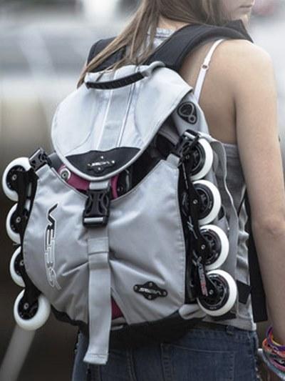 Закрепить ролики рюкзаке эрго рюкзак mb-design отзывы