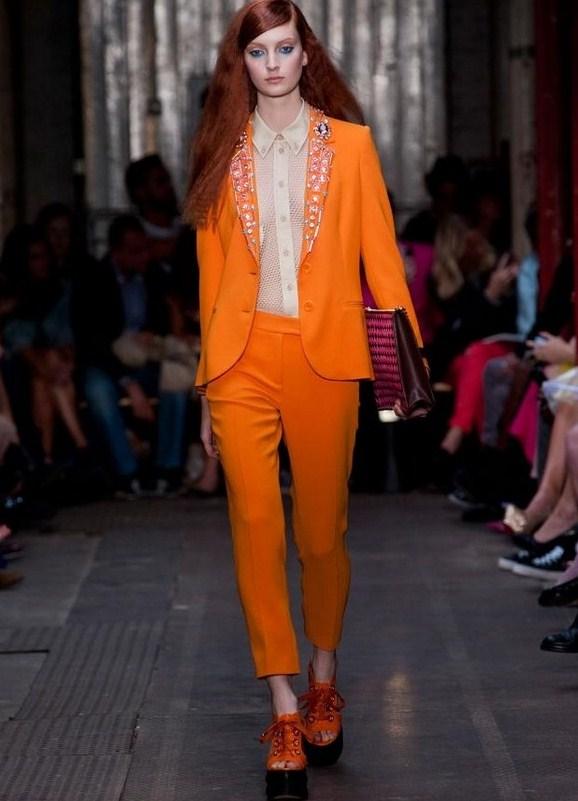 оранжевые туфли с чем носить фото проверки все