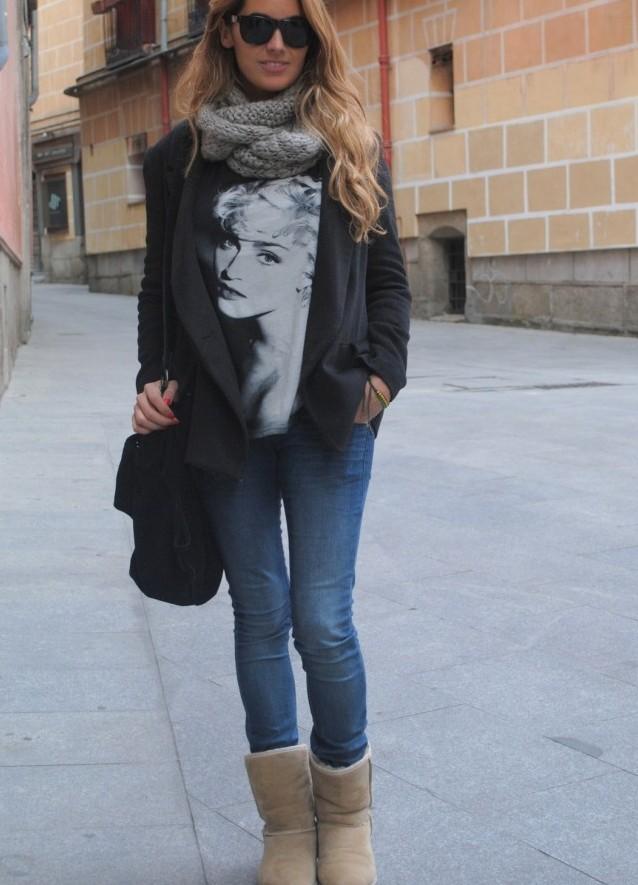 208aeac43916 Самая теплая женская зимняя обувь