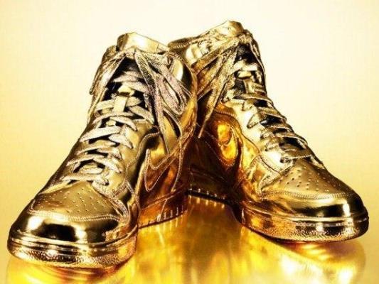 6c54eab2 Самые дорогие кроссовки в мире