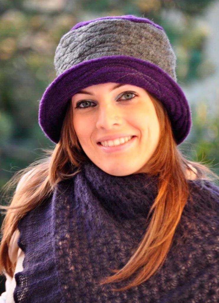 шапки для женщин 40 лет