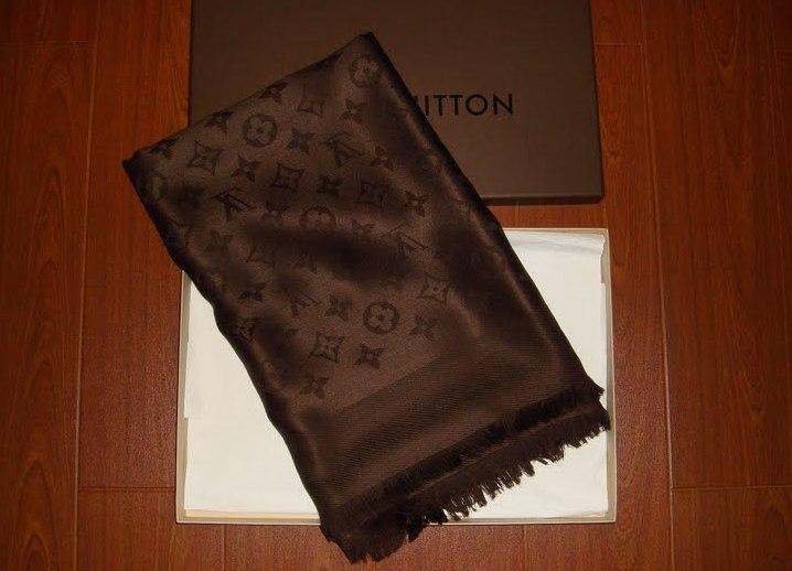 Шарф Louis Vuitton 9b38e3e9b0d