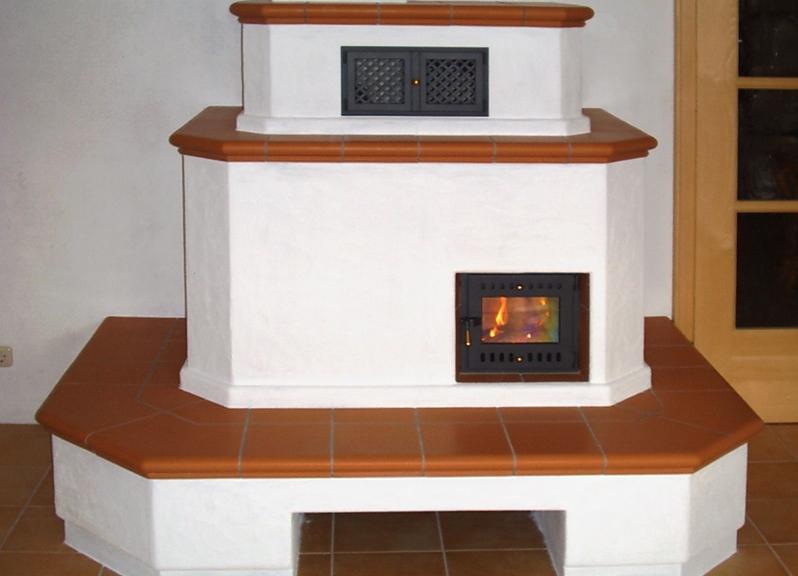 декоративная штукатурка для печи и камина