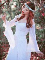 Средневековые платья